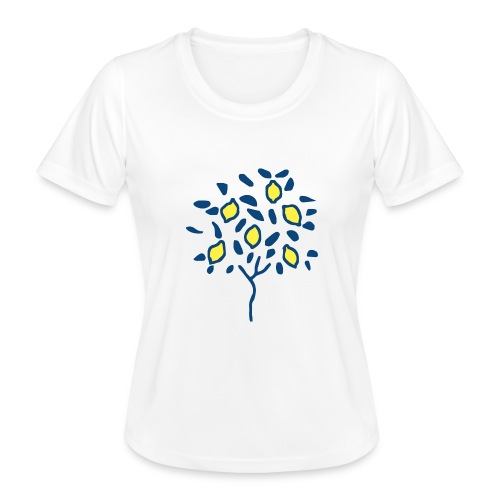 Citron - T-shirt sport Femme
