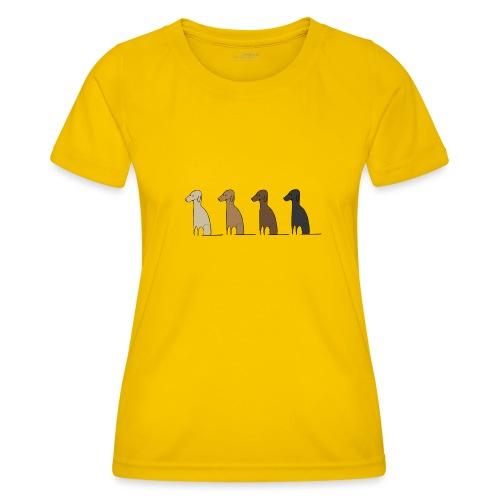 Logo Kusei - Frauen Funktions-T-Shirt
