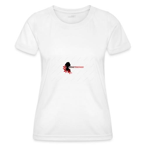 FINETHINGS - T-shirt sport Femme