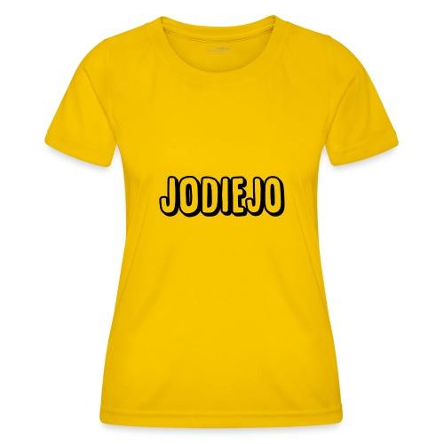 Jodiejo - Functioneel T-shirt voor vrouwen