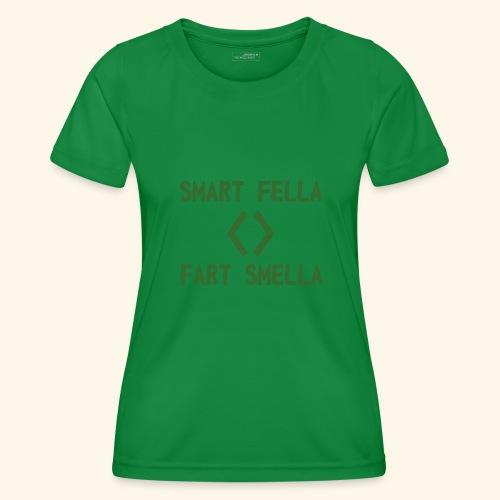 Smart fella - Maglietta sportiva per donna