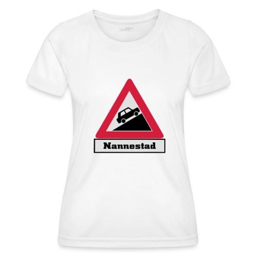 brattv nannestad a png - Funksjons-T-skjorte for kvinner