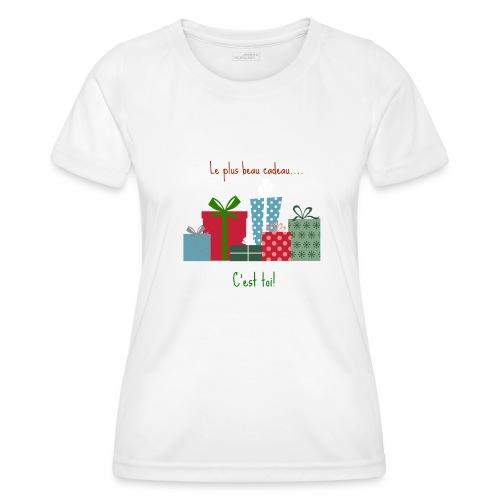 Le plus beau cadeau - T-shirt sport Femme