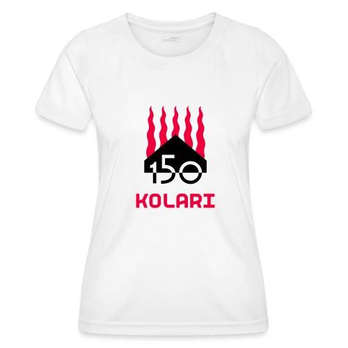 Kolari 150 - Naisten tekninen t-paita