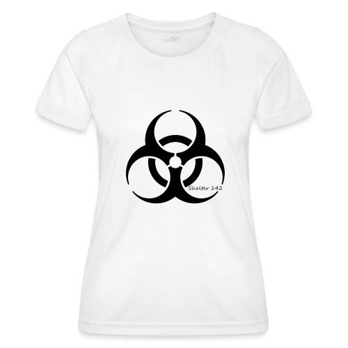 Biohazard - Shelter 142 - Frauen Funktions-T-Shirt