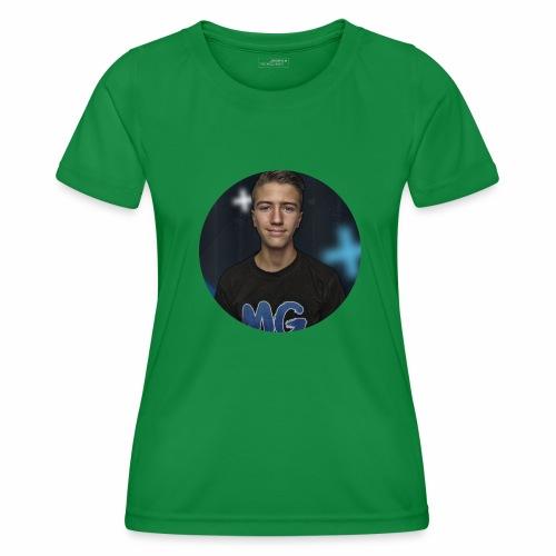 Design blala - Functioneel T-shirt voor vrouwen