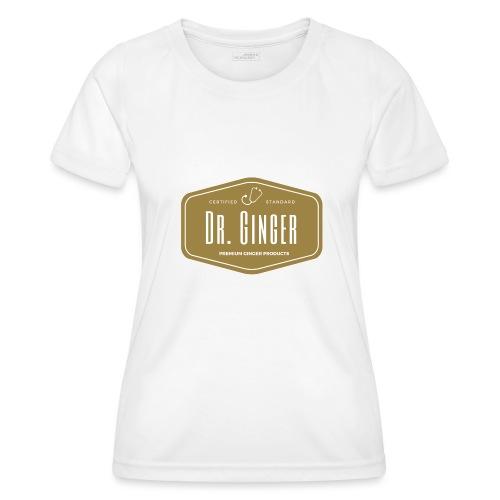 Dr. Ginger - Frauen Funktions-T-Shirt