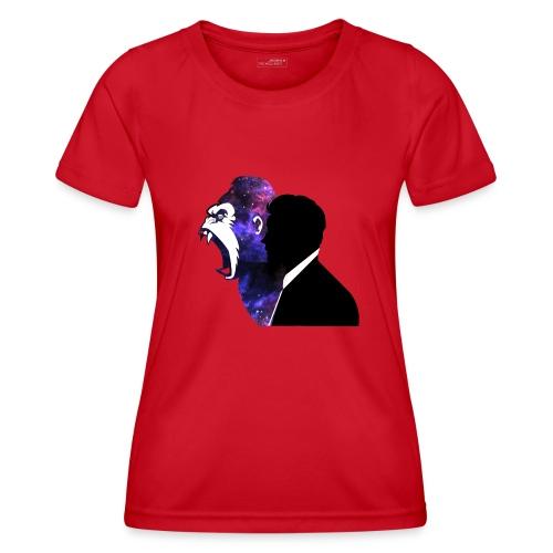 Gorilla - Functioneel T-shirt voor vrouwen