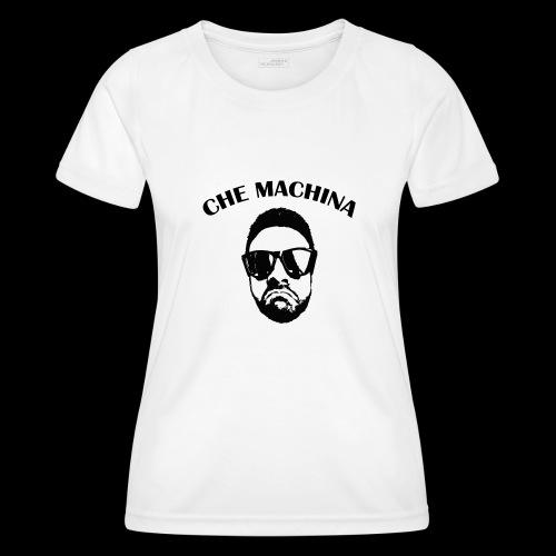 CHE MACHINA - Maglietta sportiva per donna