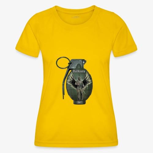 grenadearma3 png - Women's Functional T-Shirt