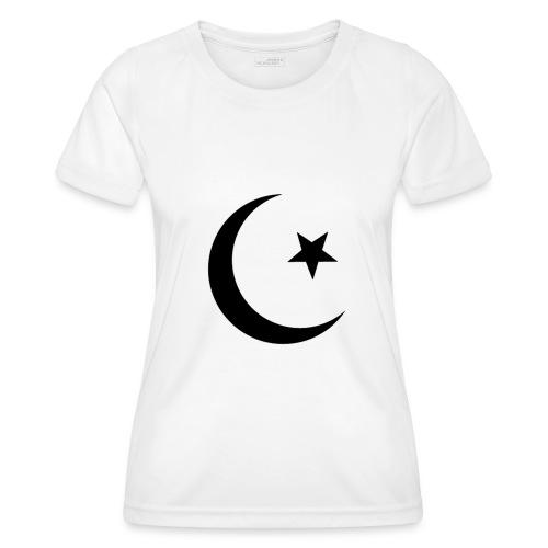 islam-logo - Women's Functional T-Shirt