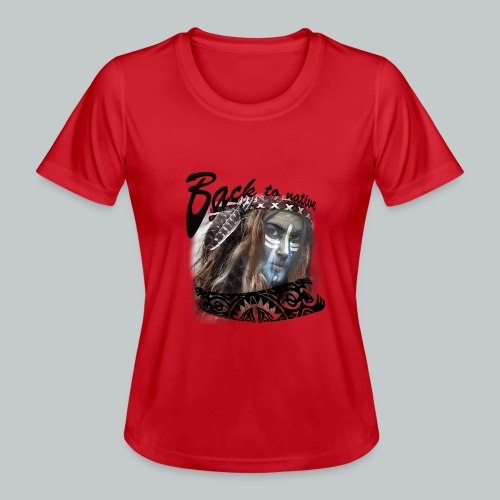 progress2 - Functioneel T-shirt voor vrouwen