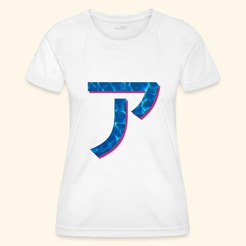 ア logo - T-shirt sport Femme