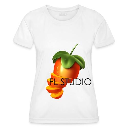 Sliced Sweaty Fruit - Women's Functional T-Shirt