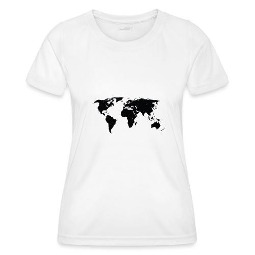 World - Funktionsshirt til damer
