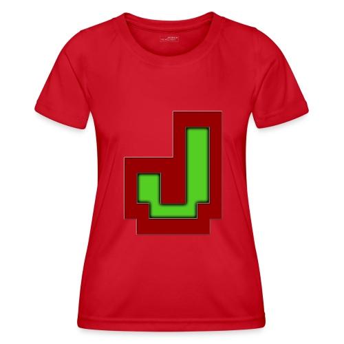 Stilrent_J - Funktionsshirt til damer