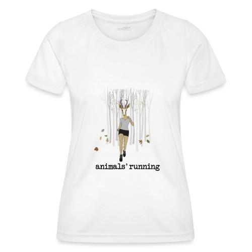 Antilope running - T-shirt sport Femme