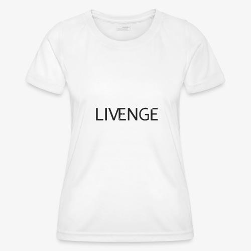 Livenge - Functioneel T-shirt voor vrouwen