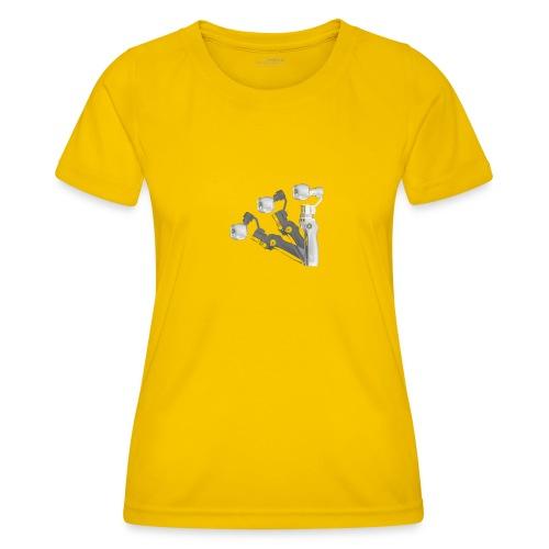 VivoDigitale t-shirt - DJI OSMO - Maglietta sportiva per donna
