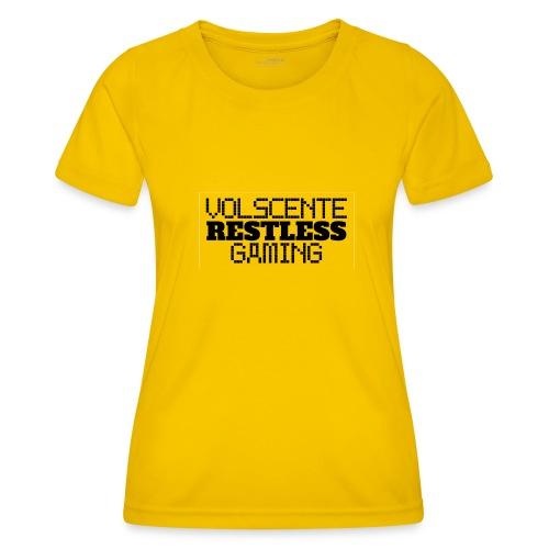 Volscente Restless Logo B - Maglietta sportiva per donna