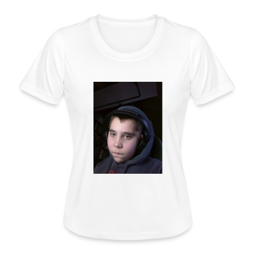 djyoutuber thisert - Functioneel T-shirt voor vrouwen