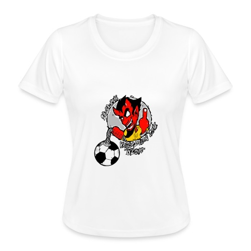 o'love - Functioneel T-shirt voor vrouwen
