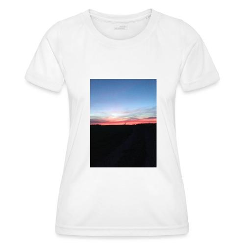 late night cycle - Women's Functional T-Shirt