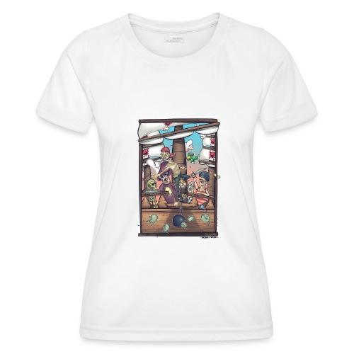 les pirates - T-shirt sport Femme