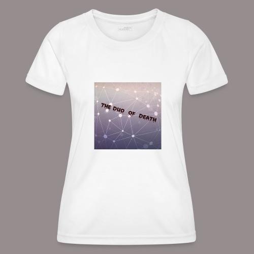 The duo of death logo - Functioneel T-shirt voor vrouwen