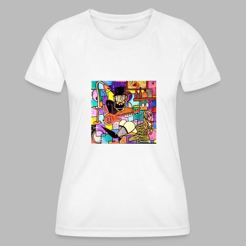 Vunky Vresh Vantastic - Functioneel T-shirt voor vrouwen