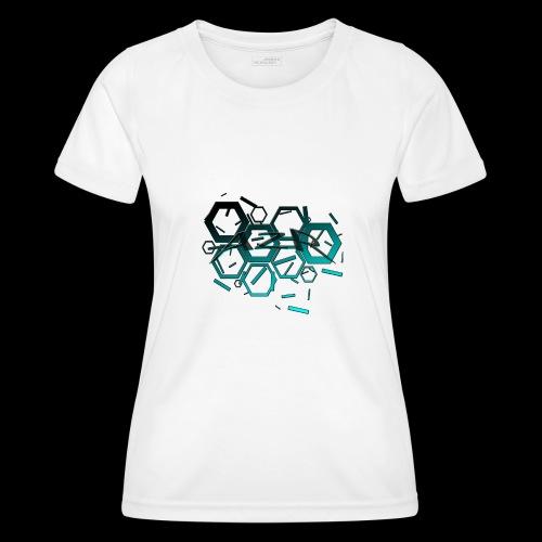 AZR - T-shirt sport Femme