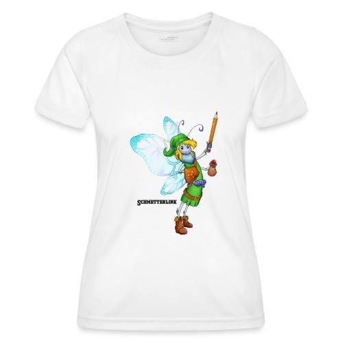 Schmetterlink - Frauen Funktions-T-Shirt