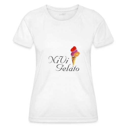 Nivi Gelato - Funktionsshirt til damer
