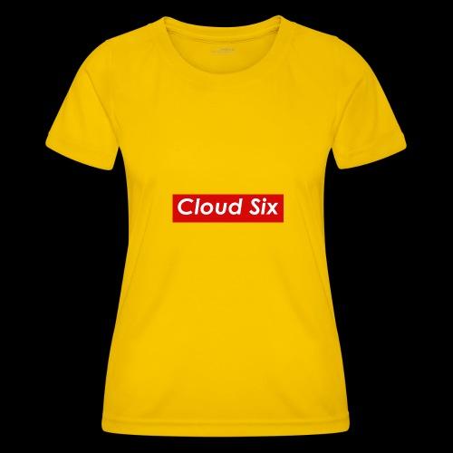 Cloud Six - Naisten tekninen t-paita