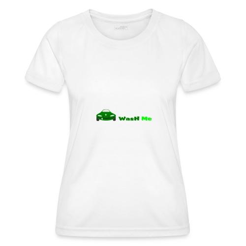 wash me - Women's Functional T-Shirt