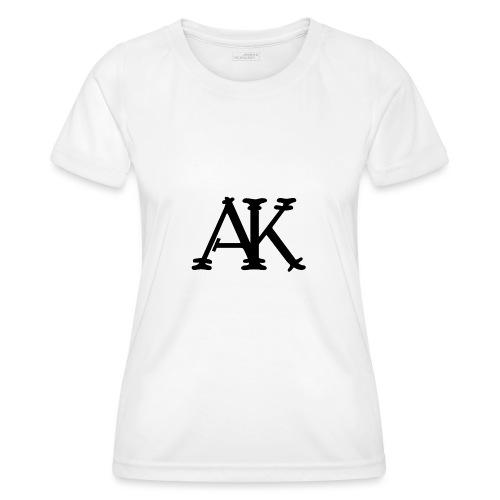 Brand logo - Functioneel T-shirt voor vrouwen
