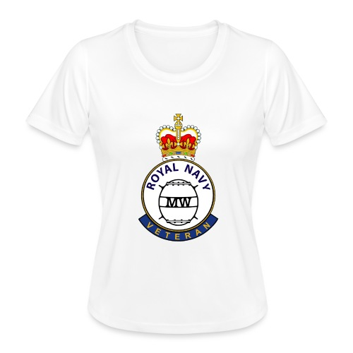 RN Vet MW - Women's Functional T-Shirt