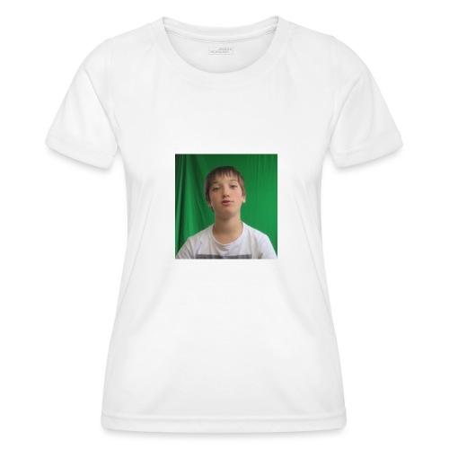 Game4you - Functioneel T-shirt voor vrouwen