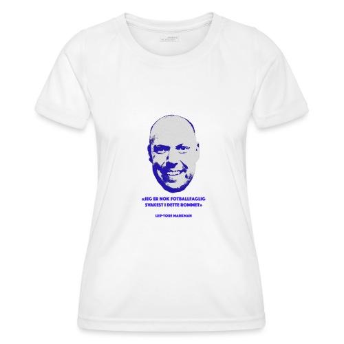 Markman - Funksjons-T-skjorte for kvinner