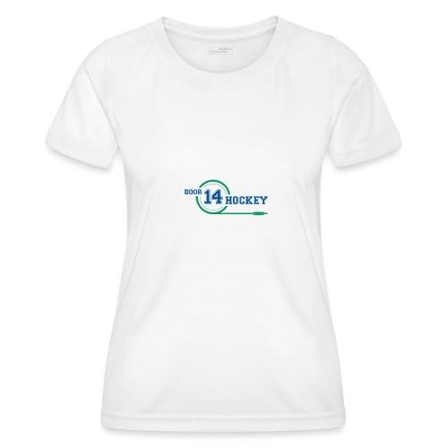 D14 HOCKEY LOGO - Women's Functional T-Shirt