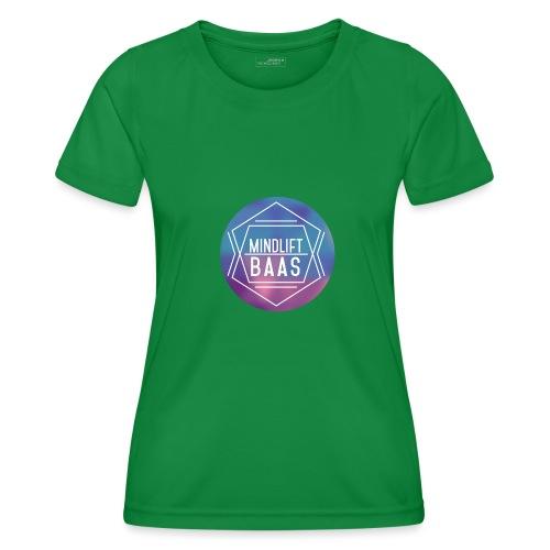 MindLift BAAS - Functioneel T-shirt voor vrouwen