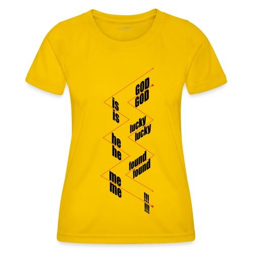 G.I.L.H.F.M. - Functioneel T-shirt voor vrouwen