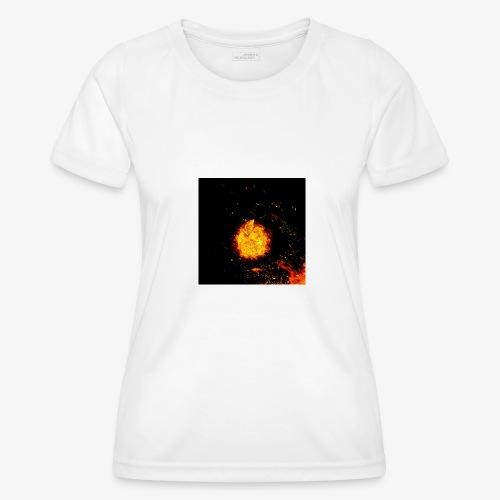 FIRE BEAST - Functioneel T-shirt voor vrouwen