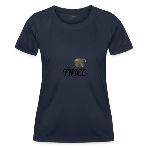 THICC Merch - Women's Functional T-Shirt