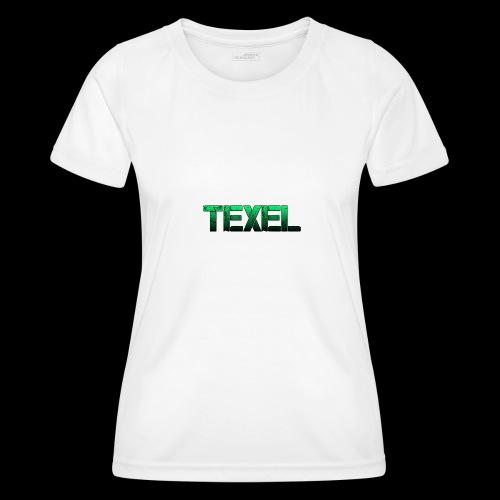 Texel - Functioneel T-shirt voor vrouwen