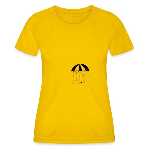 Umbrella - Maglietta sportiva per donna