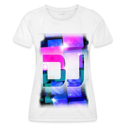 DJ by Florian VIRIOT - T-shirt sport Femme