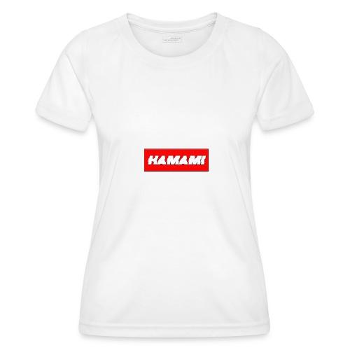 HAMAMI - Maglietta sportiva per donna