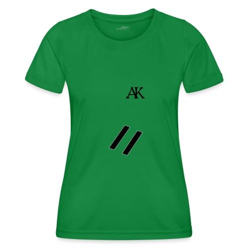 design tee - Functioneel T-shirt voor vrouwen