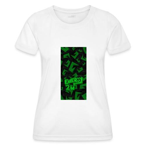 hoesje - Functioneel T-shirt voor vrouwen